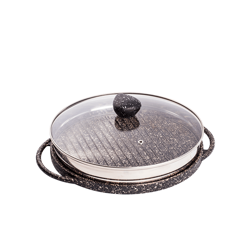 cast iron grill pan spiza model